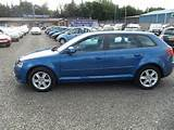 Used Audi A3 2008 Diesel 2 0 Tdi 5dr Hatchback Blue With For Sale