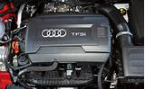 2013 Audi A3 Euro Spec Hatchback Engine