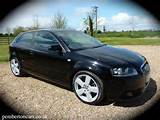 Audi A3 2 0 Turbo Diesel Tdi 170 S Line 3dr Hatchback Black Sold 2007