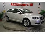 Used Audi A3 2007 Diesel 2 0 Tdi Se 5dr Hatchback Silver With Full