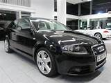 Used Audi A3 2007 Petrol 2 0 T Fsi S Hatchback Black Edition For Sale