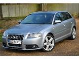 Home Used Cars Audi A3 2 0t Fsi S Line Sportback 5dr