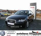 Audi A3 Sportback 1 9 Tdi Dpf Attraction Climate Mfa 2006 Audi