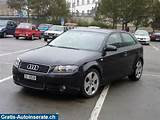 Occasion Audi A3 2 0 Fsi Ambition Coup 88 000 Km Chf 27 000 Sehr