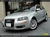 2006 Audi A3 2 0t In Light Silver Metallic Click To See Large Photo