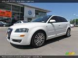 2006 Audi A3 2 0t In Arctic White Click To See Large Photo