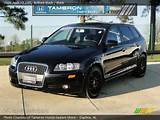 2006 Audi A3 2 0t In Brilliant Black Click To See Large Photo