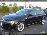 2006 Audi A3 3 2 S Line Quattro In Brilliant Black Click To See Large