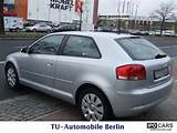 2005 Audi A3 1 6 Attraction Tiptronic Automatic Climate Control Pdc
