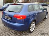 2005 Audi A3 Sportback 2 0 Tfsi Quattro S Line Sports Package Estate