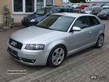 2004 Audi A3 1 9 Tdi Attraction Klimatronic 4 Limousine Used