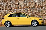 Audi A3 2 0 Tdi Ambition 8p 3 Door Hatchback 2003