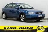Audi A3 1 6 Attraction 5d