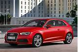 Audi A3 2 0 Tdi Quattro Attraction Pro Line 3 Door Hatchback 2012