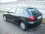 1998 Audi A3 Tdi Automatic Full 110km Servis Sports Car Coupe Used