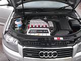 Audi A3 8p 2003 2008 Sport Quattro Hatchback Breaking For Used And