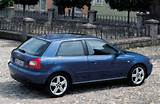 Audi A3 1 8 5v Turbo 150 Pk Attraction 2002
