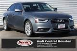 Certified Pre Owned 2013 Audi A4 2013 Audi A4
