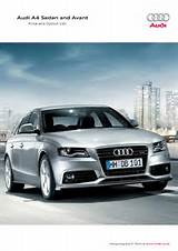 Downloadable A4 Pricelist Audi A4 Sedan And Avant By Sdsdfqw21