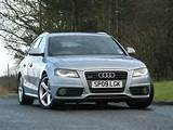Used Audi A4 2009 Petrol 2 0t Fsi Quattro S Estate Silver With Alloy