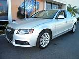 2009 Audi A4 Premium Plus 4dr Cvt 2 0t Fronttrak Certified Bluetooth