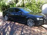 2009 Audi A4 2 0l Tdi Sedan B8 Multitronic Ambition Full House Fsh