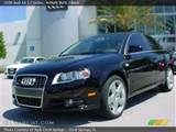 2008 Audi A4 3 2 Sedan In Brilliant Black Click To See Large Photo