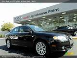 2008 Audi A4 2 0t Sedan In Brilliant Black Click To See Large Photo