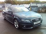 Used 2008 Audi A4 2 0 Tdi 143 S Line 4dr Multitronic For Sale In