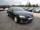 2008 Audi A4 Saloon 2 0 Tdi Attraction Limousine Used Vehicle Photo
