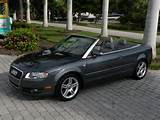 2008 Audi A4 2 0t Convertible Photo 1 Fort Myers Fl 33908