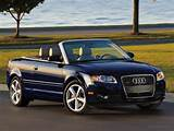2007 Audi A4 Convertible Specifications Pictures Prices