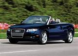Audi A4 Cabriolet Technical Details History Photos On Better Parts