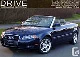 2008 Audi A4 Convertible 2 0t Quattro 28995 Burnaby In Vancouver