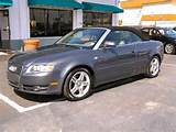 2007 Audi A4 2 0t Cabriolet With Multitronic