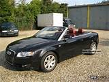 Audi A4 Cabriolet 2 0 Tfsi Klimaaut Leather S Notebook 2007 1 Lgw