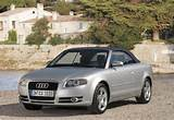 Audi A4 Cabriolet 2 0 Tdi Dpf Multitronic 2007 2008 Front Links