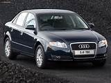 Pictures Of Audi A4 2 0 Tdi Sedan Za Spec B7 8e 2004 2007 1280 X