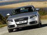 Audi A4 2 0 Tdi Sedan Za Spec 2007 2011 Wallpaper