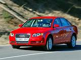 Audi A4 2 0 Tdi Sedan 2004 2007 Wallpaper
