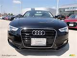2013 Audi A5 2 0t Quattro Coupe In Brilliant Black Photo 2 023432