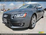 2012 Audi A5 2 0t Quattro Coupe In Monsoon Gray Metallic Click To See