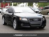 2012 Used Audi A5 2dr Coupe Automatic Quattro 2 0t Premium At Tempe