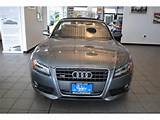 Audi A5 2012 Gray 2 0t Quattro Premium Plus Gasoline 4 Cylinders All