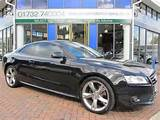 Used 2011 Audi A5 Coupe Black Edition 2 0 Tdi Sport Diesel For Sale