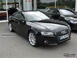 2011 Audi A5 Coupe 1 8 Tdi 6 Speed Kw Limousine Demonstration Vehicle