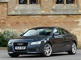 Audi A5 3 2 Coupe Uk Spec 2007 2011 Wallpaper