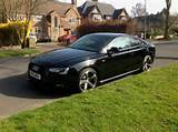 Audi A5 Reg 2012 1 8 Tfsi S Line Black Edition Auto Coupe Facelift