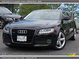 2009 Audi A5 3 2 Quattro Coupe In Brilliant Black Click To See Large
