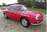 1960 Fiat Abarth 850 Record Monza Sold By Gooding Amp Pany Abarth
